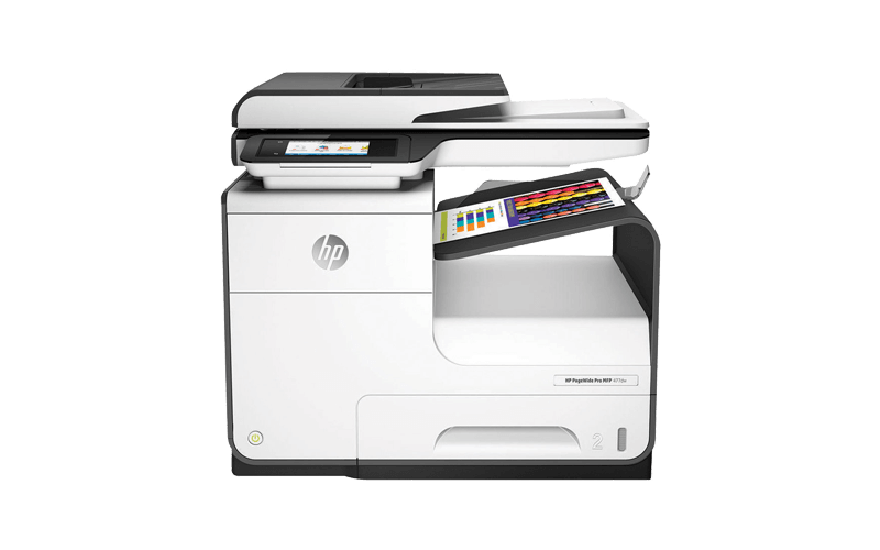 HP PageWide Pro 400 series printer