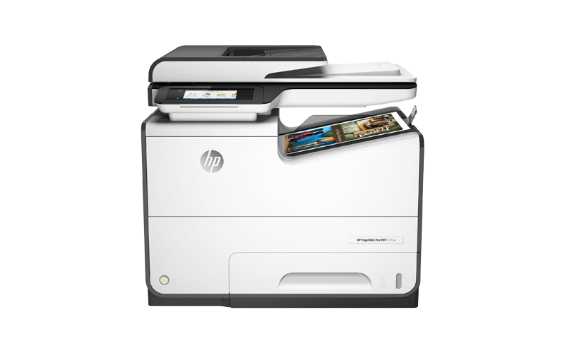 HP PageWide Pro 500 series printer