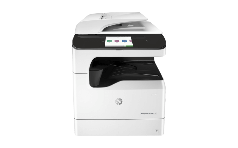 HP PageWide Pro 700 Series printer